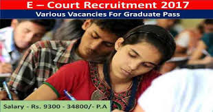 Recruitment District and Session Court Lohit 2017