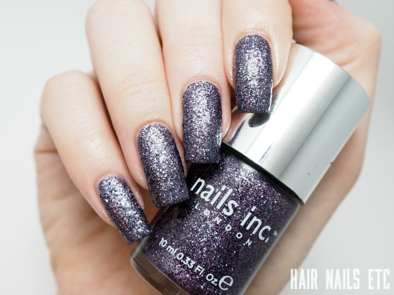 Nails Inc - Sloane Gardens - Swatches and Review