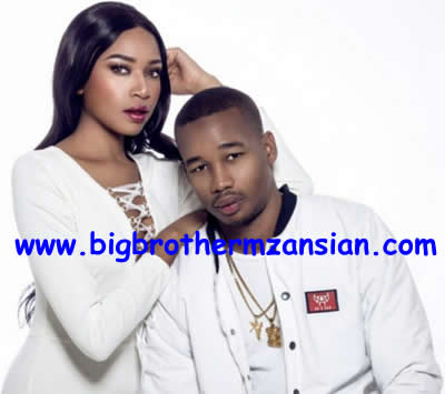 K2 And Blue Mbombo Latest Photo Shoot