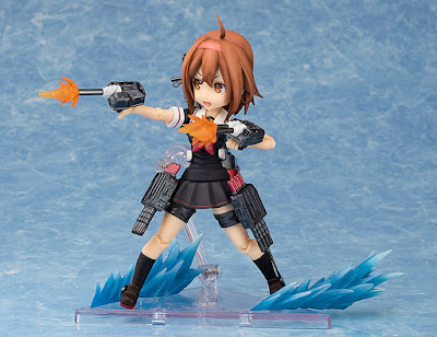 'Kantai Collection -KanColle-'! Shiratsuyu Class Destroyer - Good Smile Company