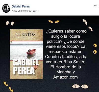 Cuentos Inéditos de Gabriel J. Perea R.