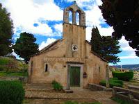 Crkva sv. Duh, Škrip, otok Brač slike