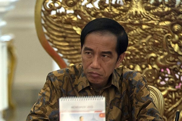 Jokowi: Gak Usah Takut, Saya Bukan Diktator