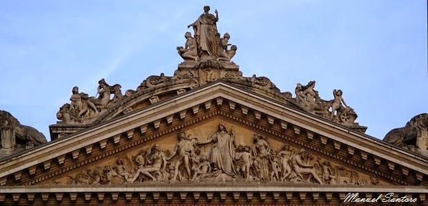 Bruxelles, Palazzo della Borsa