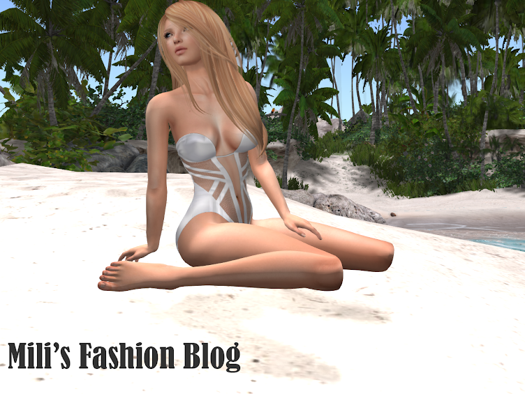 Mili's Second Life Fashion Blog