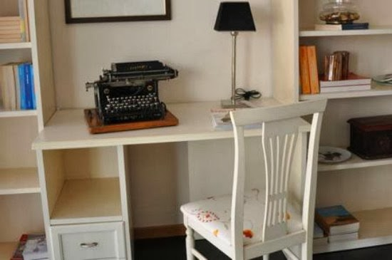 Consigli per la casa e l arredamento Come creare un angolo studio in soggiorno