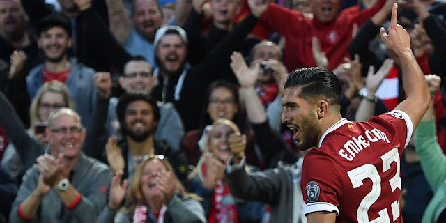 Highlights Liga Champions: Liverpool 4-2 Hoffenheim