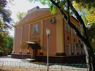 Новгородське. Фенольний завод. Профком