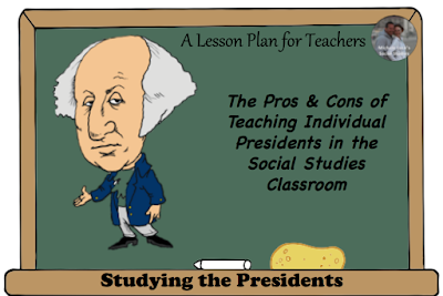 Whether it's President's Day or any other day in the school year, secondary teachers often question how to teach about the individual presidents of the United States. Click to learn how to make studying the American leaders with fun and engaging lessons and activities! #presidents #presidentsday #americanpresidents #teaching #lessons