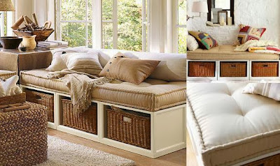 Boiserie c 55 trucchi per arredare mini camere da letto - Costruire un divano da un letto ...