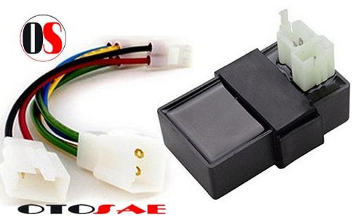 Warna Kabel Soket CDI Semua Motor Lengkap