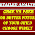CBSE VS PSEB - Which board is better for your child in Future(2018-19 Onwards)??