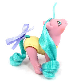My Little Pony Baby Soft Steps Year Nine Baby Ballerina Ponies G1 Pony