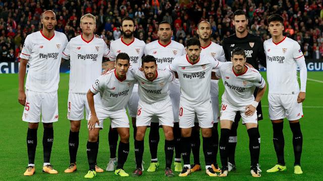 1x1 Sevilla FC 17/18
