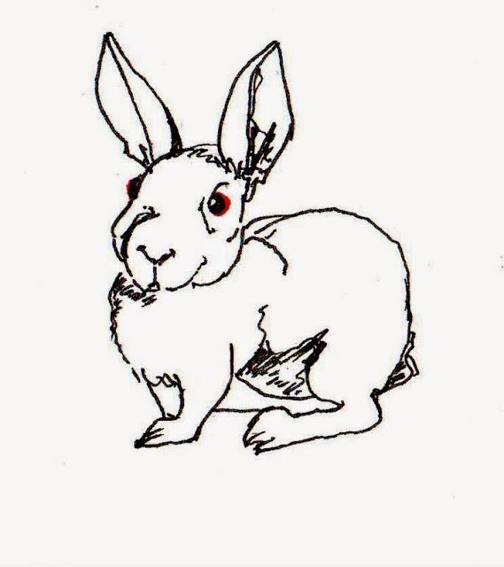 Эвелина Васильева. Кролик