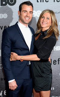 Jennifer Aniston dan Justin Theroux
