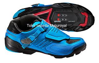 Sepatu Sepeda Shimano  M200BE