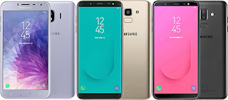 Trio Samsung J Series 2018: J4 vs J6 vs J8