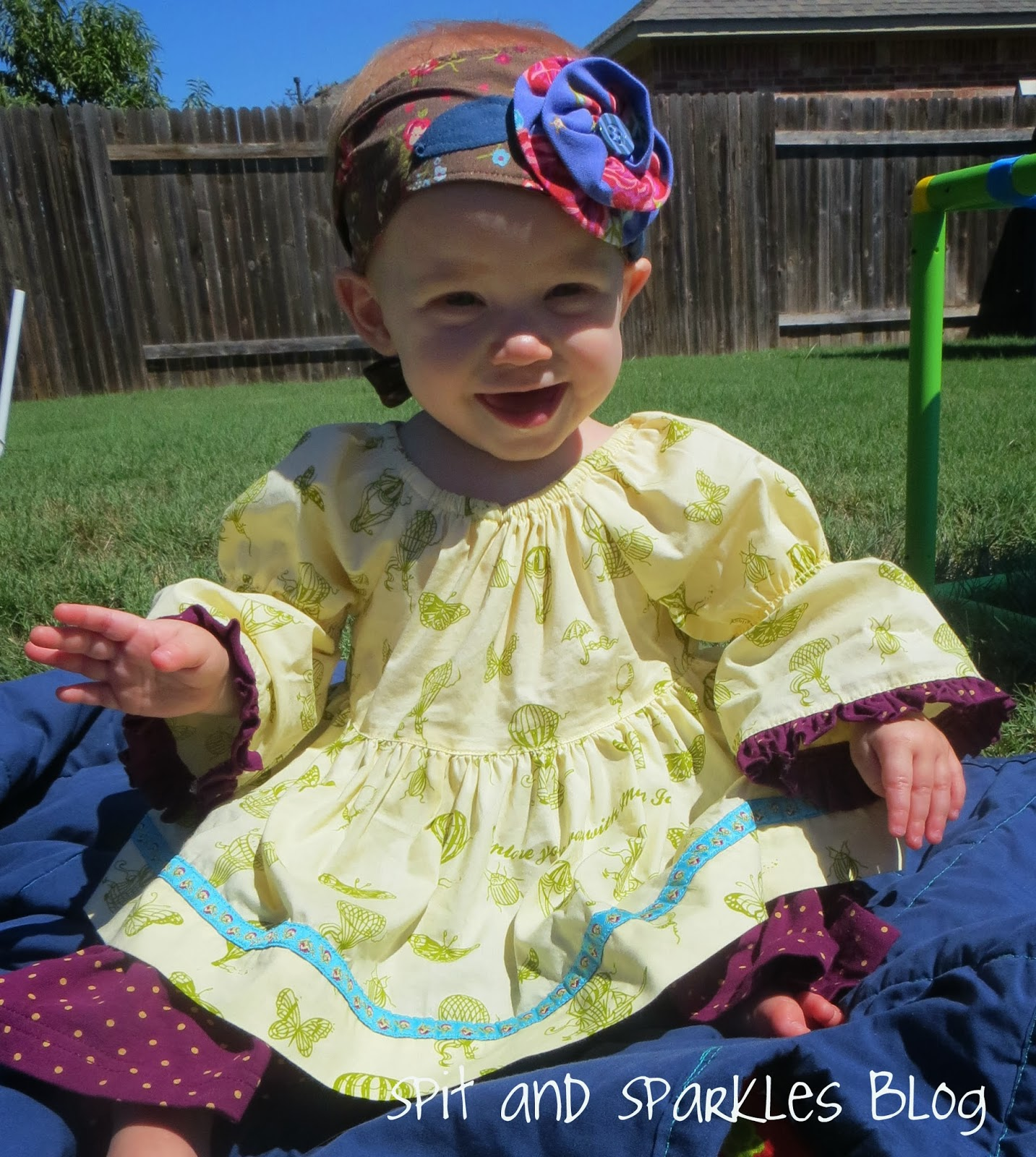 Win $50 to Matilda Jane Clothing with Spit and Sparkles Blog.