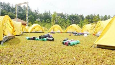 Pilihan Lokasi Camping di Bogor