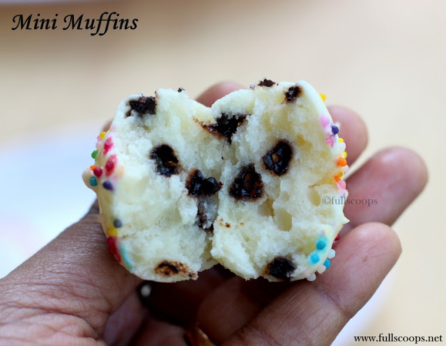3 Ingredients Muffins