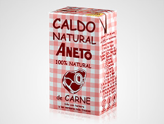 Caldo de Carne Aneto 100% Natural