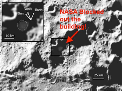 The Night Is Coming: Top Secret Photos Of Base On Moon ...
