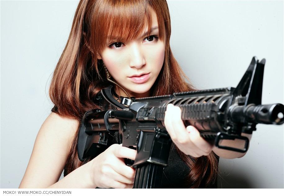 Cute Lin Ketong for HIMedia   Really Cute China Girls