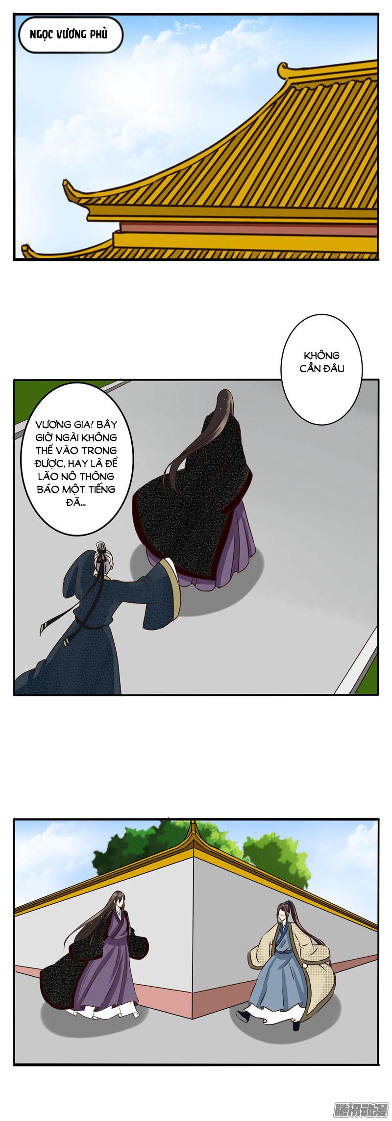 Thông Linh Phi Chap 27