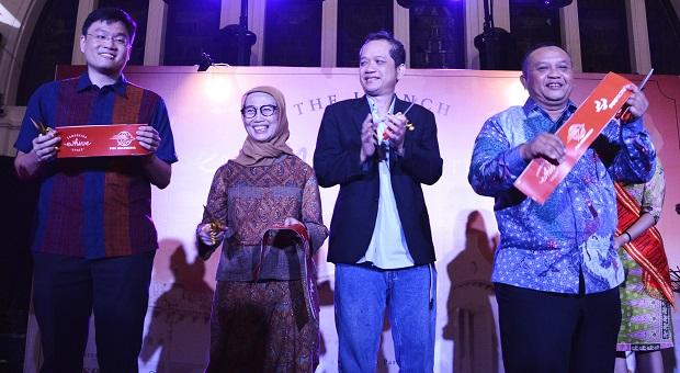 EV Hive dan PT Pos Indonesia Gelar Retrospektif