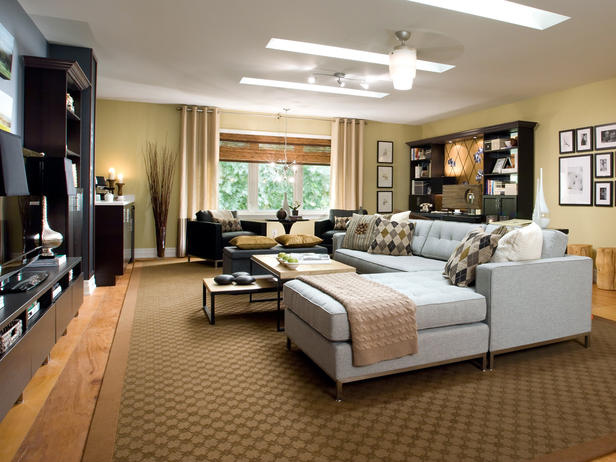 Modern Furniture: Luxury Living Rooms Decorating Ideas