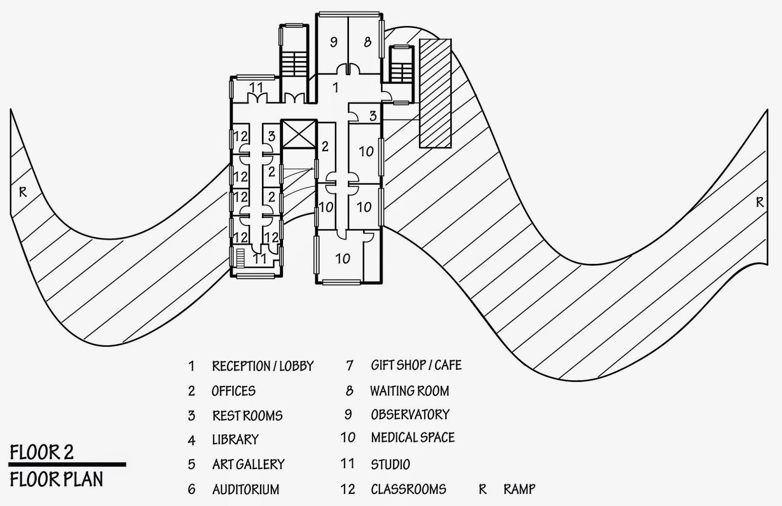 ARCH3610S2014BKAUR: FINAL FLOOR PLANS