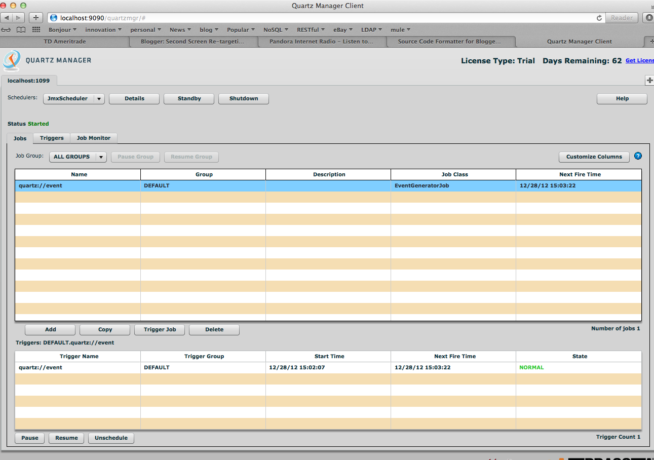 Second Screen Re-targeting: Use Quartz Manager to monitor