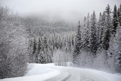 forgalomkorlátozás, Hargita megye, havazás, hófúvás, teherautó-forgalom, tehergépkocsik, DN13A, DN13B