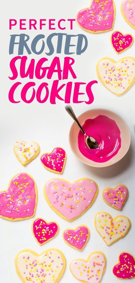 Perfect Frosted Sugar Cookies Recipes