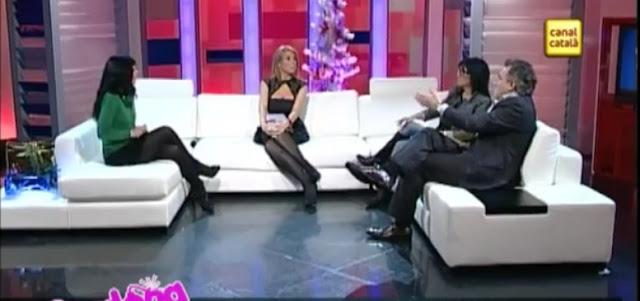 CANAL CATALÀ | Vídeo debate del 5-1-2013 con Santiago Espot y Llucia Arcas