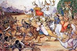 Sejarah Asal Usul Pasukan Narayana Krishna Berpihak pada Kurawa