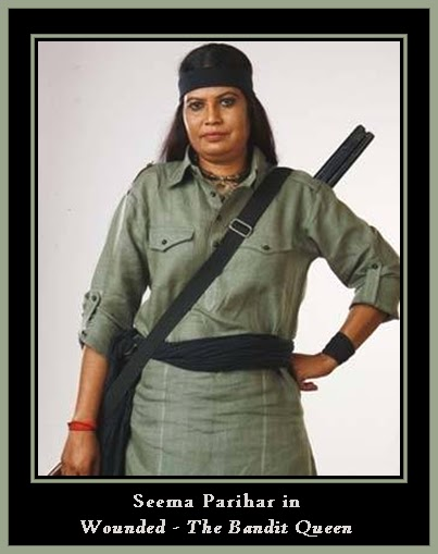 WOUNDED: THE BANDIT QUEEN