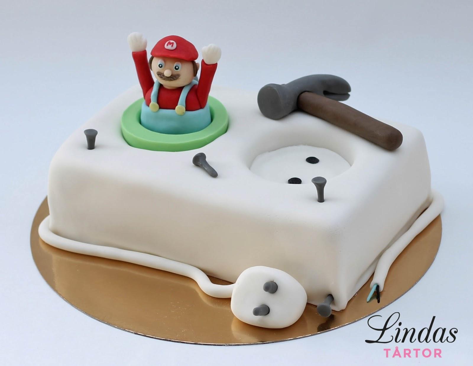 Roliga tårtor till vuxna