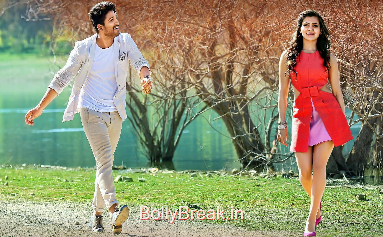 , Son Of Sathyamurthy Movie Latest HD Wallpapers