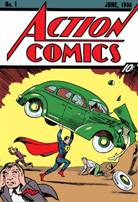 Action Comics (1938) #1 Cover