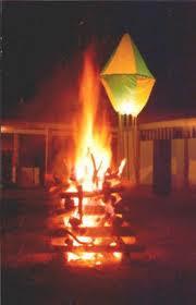 Resultado de imagem para fogueiras de são pedro - viuvas