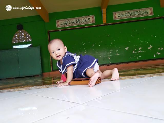 Tips memberi nama bayi
