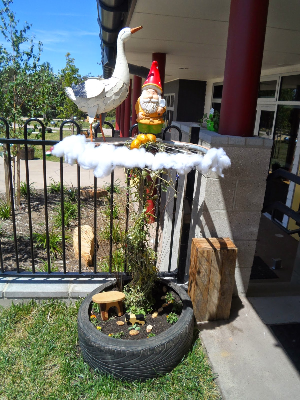 Act Storybook Garden Competition