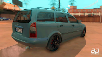 Download , mod, carro, Opel, Astra,Caravan, GTA, San Andreas