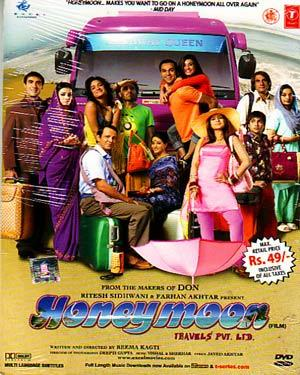 Honeymoon Travels Pvt. Ltd 2007 Hindi Movie Download