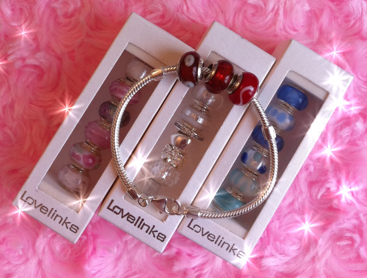 Lovelinks, Lovelinks bracelet, Lovelinks charms, Lovelinks beads
