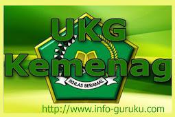 [info guru kemenag] soal latihan UKG 2015