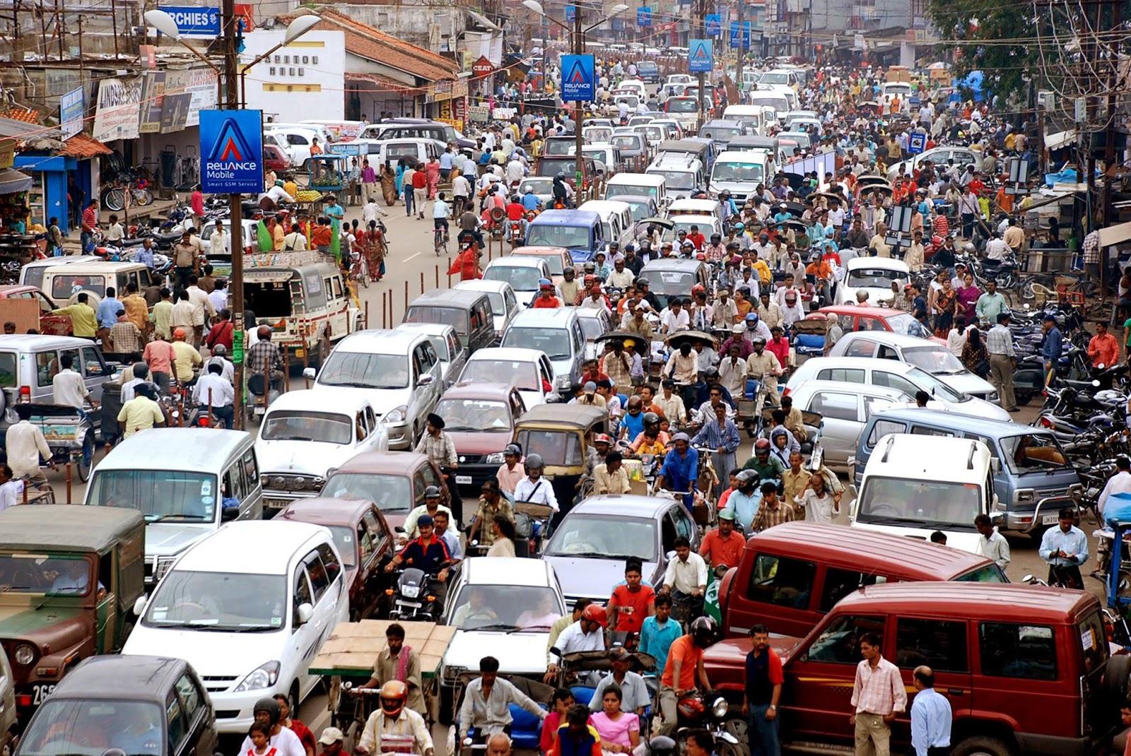 Bombaim ou Mumbai | Cidade da Índia