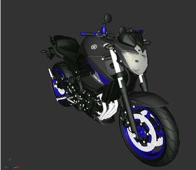 XJ6 BLUE RACING 2